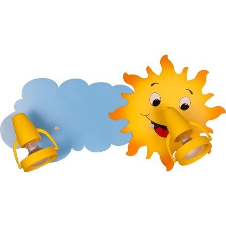 Kinkiet w kształcie radosnego Słoneczka3 522.62.08