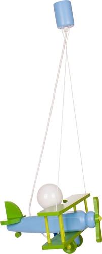 Lampka wisząca mały Samolot 104.10.14