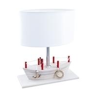 Stołowa lampka dla dziecka Statek 411.25.09 small 1