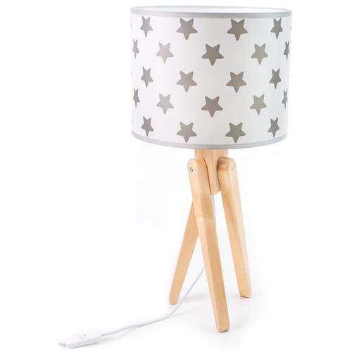 Dziecięca lampka stołowa trójnóg Trivet naturalny 421.01.11
