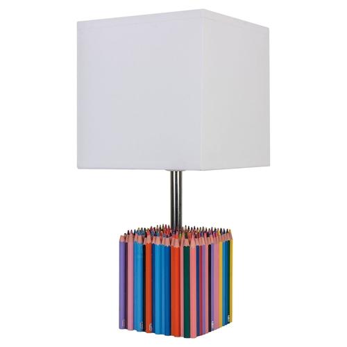 """Dziecięca lampa stołowa """"Kolorowe Kredki"""""""