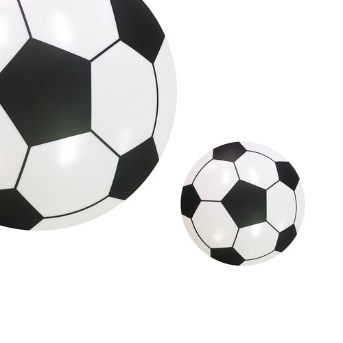 Plafon Ball 18 W Led ø400 Mm