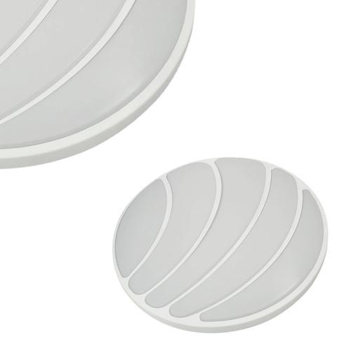 Plafon Shell White 40 W Led ø480 Mm