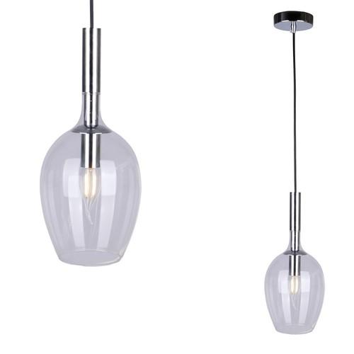 Lampa Wisząca Tango Clear 1x E14
