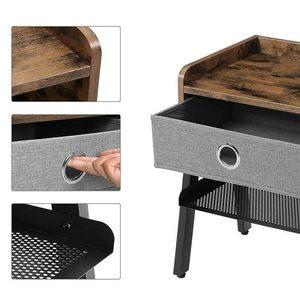 Stolik Loft z szufladą LET64X small 5