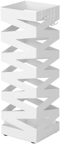 Biały Stojak na Parasol LUC16W