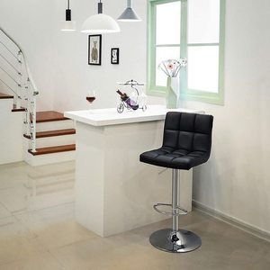 Krzesło barowe regulowane LJB64B small 1
