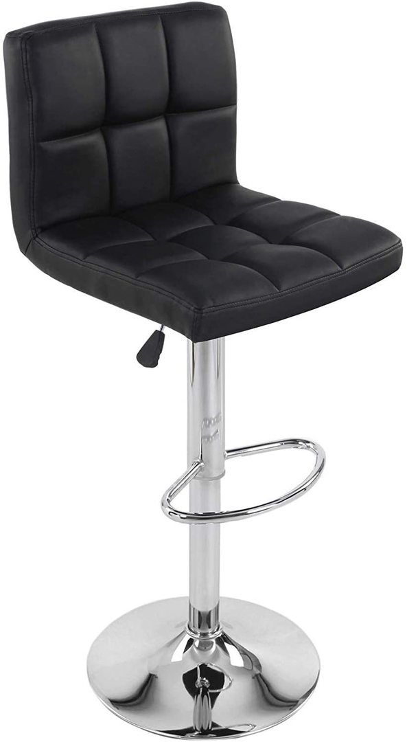 Krzesło barowe regulowane LJB64B