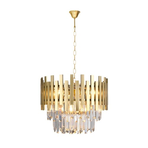 Żyrandol Aspen Gold 6x E14