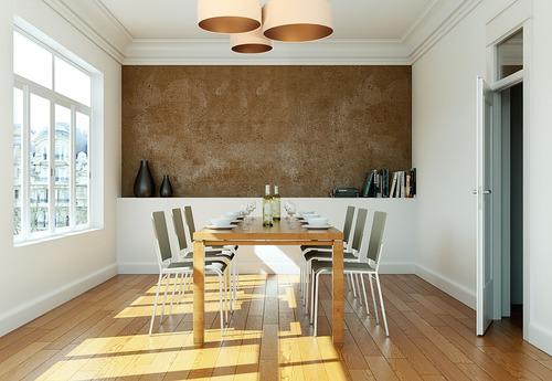 Oświetlenie salonu - plafon Elements 60W E27 kremowy / złoty ręcznie wykonany