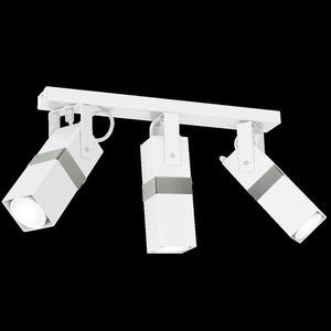Lampa Sufitowa Vidar White/Chrome 3x Gu10 small 6