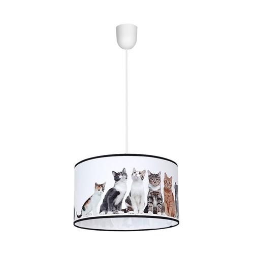 Lampa Wisząca Cats 1x E27