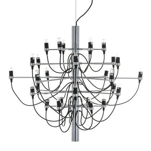 Klasyczna Lampa Wisząca Kelly E14 30-punktowa