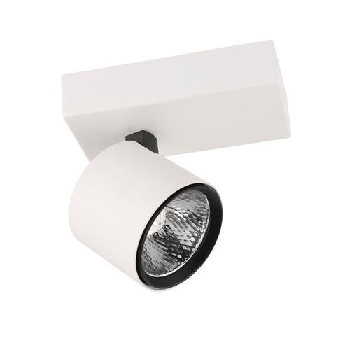 Nowoczesny Biały Spotlight Boniva LED