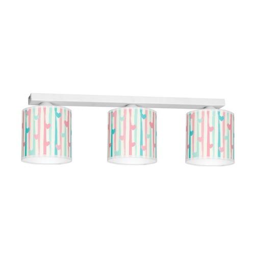 Lampa Sufitowa Lovely 3x E27