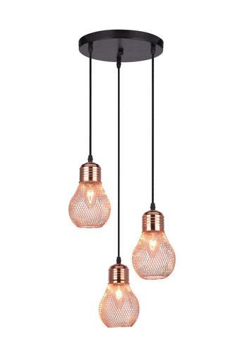 Designerska Lampa Wisząca Lilia 3 P