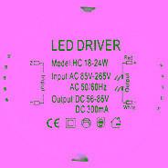 Sterownik LED MODULE DRIVER 18-24W