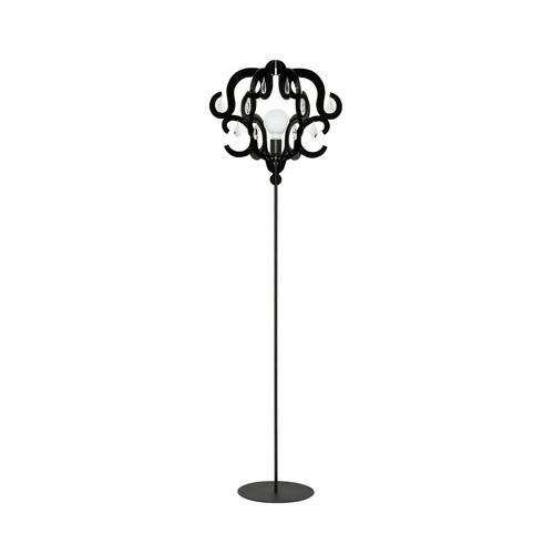 Lampa podłogowa KATERINA BLACK I 5212