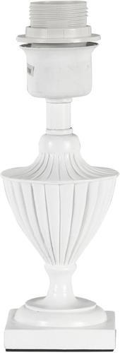 Lampa stołowa Pollino Lamp base biały 24cm - PR Home