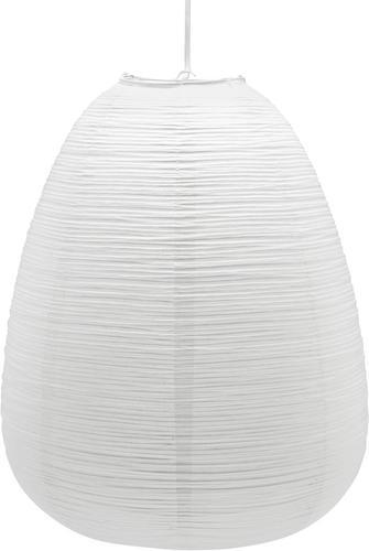 Lampa wisząca Maki pendantshade biały 43cm - PR Home