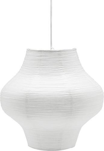 Lampa wisząca Sani pendantshade biały 44,5cm - PR Home