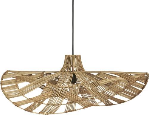 Lampa wisząca Wella Pendant Shade naturalny 81cm - PR Home