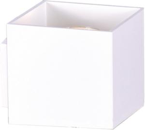 Kinkiet K-4216 z serii KUBIK WHITE small 0