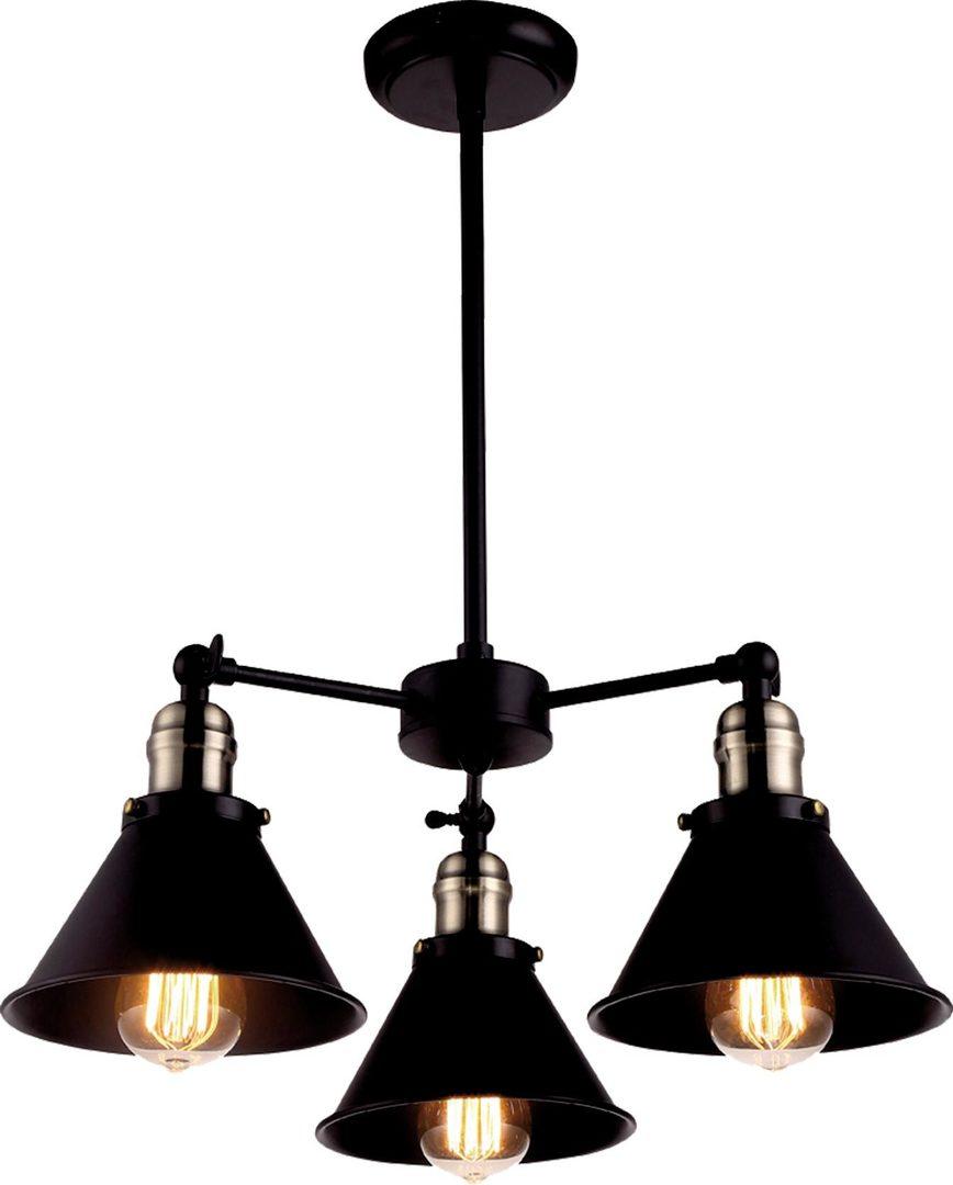 Lampa sufitowa K-8038B-3 z serii MORENO
