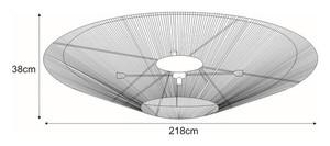 Lampa sufitowa KP-04 z serii CORNET small 1