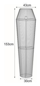 Lampa podłogowa KP-05 z serii CORNET small 1