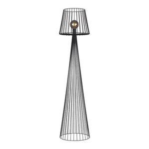Lampa podłogowa K-4643 z serii SOUL BLACK small 0