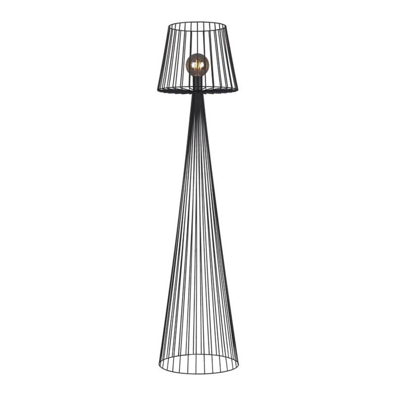 Lampa podłogowa K-4643 z serii SOUL BLACK
