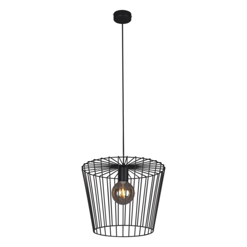 Lampa wisząca K-4641 z serii SOUL BLACK