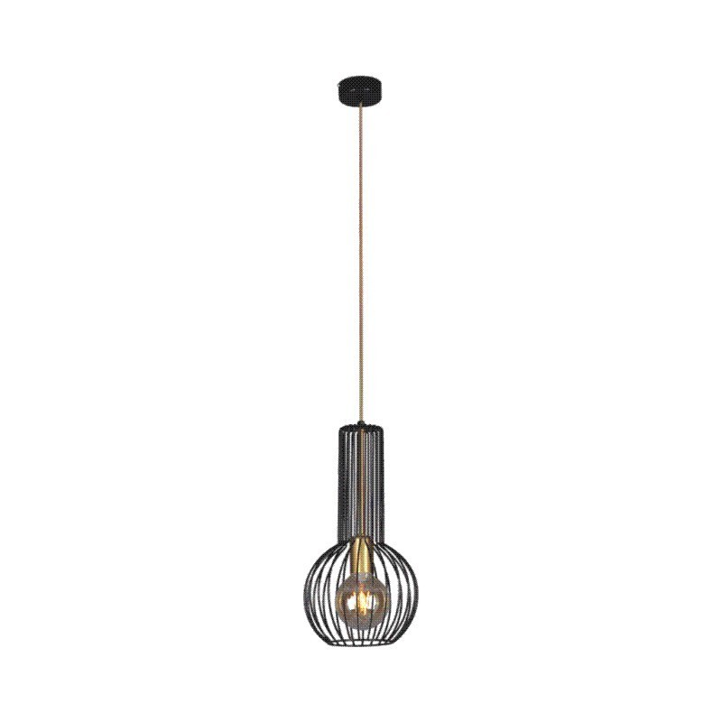 Lampa wisząca K-4520 z serii ARVI BLACK