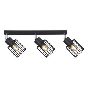 Lampy na listwie K-4562 z serii TROY BLACK small 0