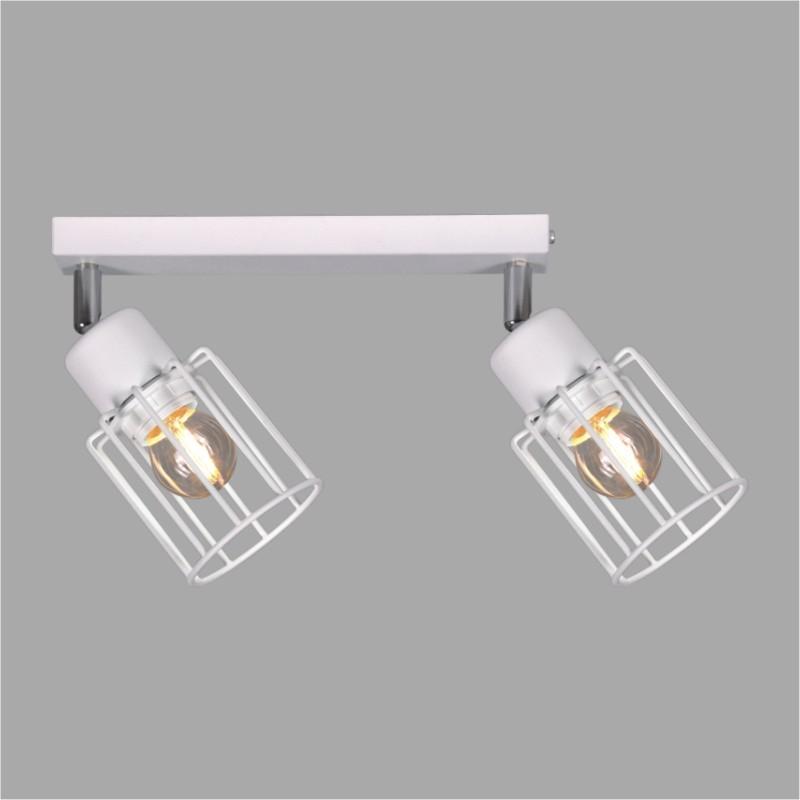 Lampy na listwie K-4571 z serii TROY WHITE