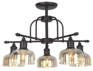 Lampa sufitowa K-JSL-1208/5 z serii DORO small 0