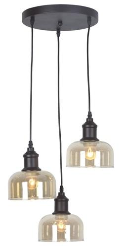 Lampa wisząca K-JSL-1208/3P z serii DORO