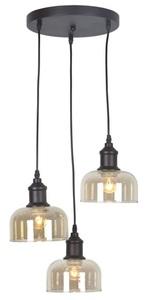 Lampa wisząca K-JSL-1208/3P z serii DORO small 0