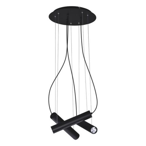 Lampa wisząca K-4401 z serii MILE BLACK