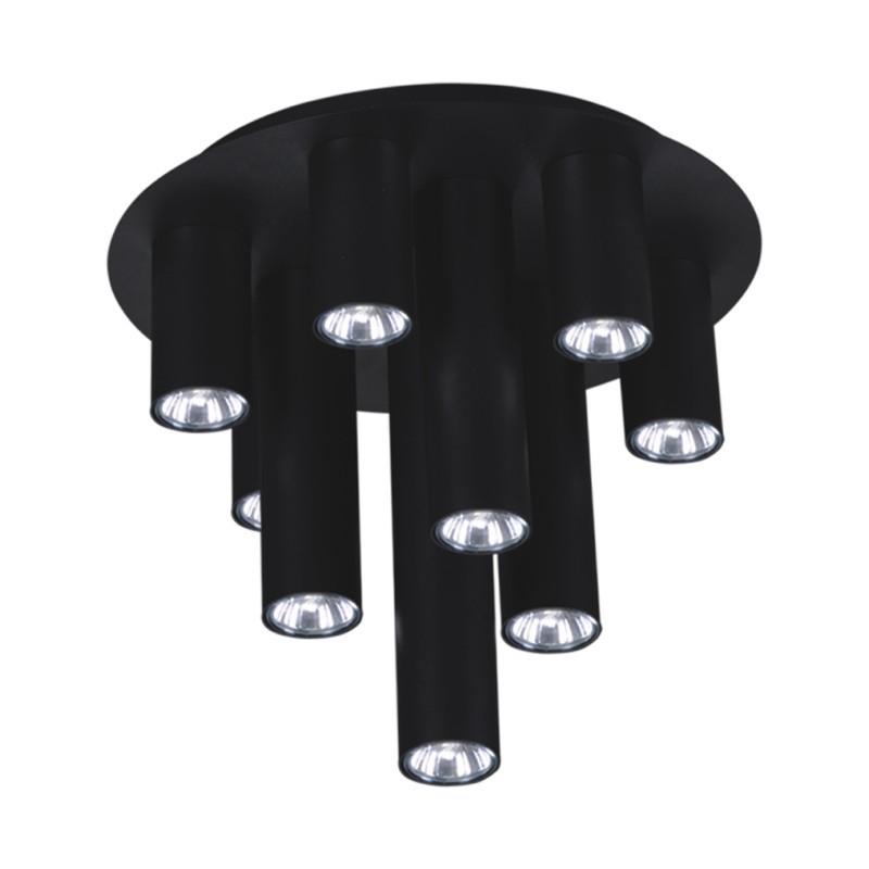 Lampa sufitowa K-4402 z serii MILE BLACK