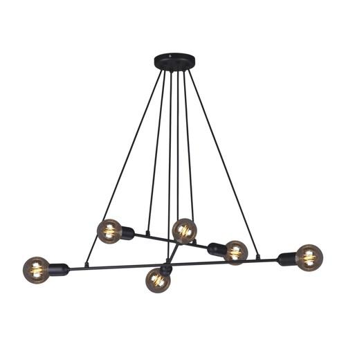 Lampa wisząca K-4381 z serii SITYA BLACK