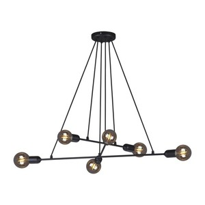 Lampa wisząca K-4381 z serii SITYA BLACK small 0