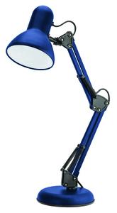 Lampa biurkowa Pixie 230V/25W E27 niebieski