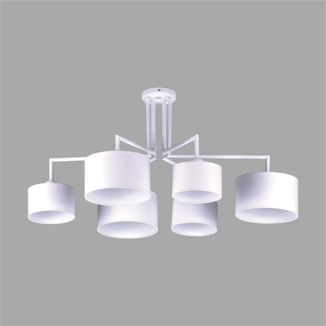 Lampa sufitowa K-4331 z serii SIMONE WHITE