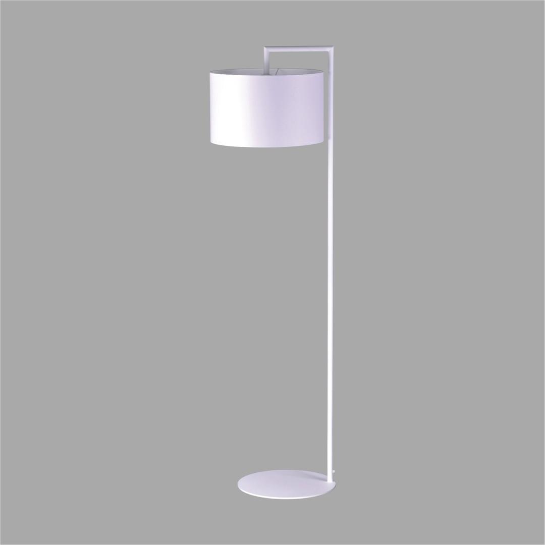 Lampa podłogowa K-4333 z serii SIMONE WHITE