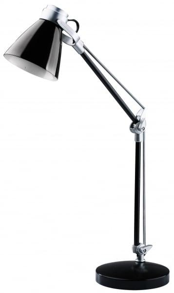 Lampa biurkowa Sophie 230V/25W E14 czarny