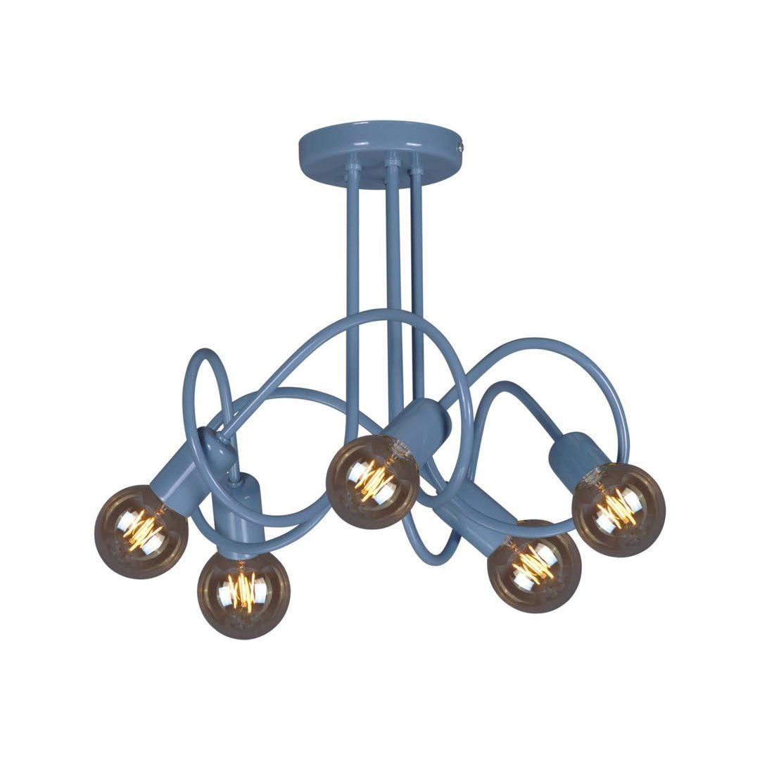 Lampa sufitowa K-4517 z serii MALVA