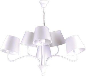 Lampa wisząca K-4020 z serii SIENA WHITE small 0