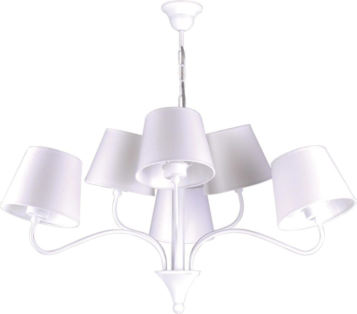 Lampa wisząca K-4020 z serii SIENA WHITE
